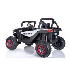 Ford Ranger Wildtrak 4x4 électrique enfant 12V Blanc Toutes Options