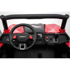 Audi Q7 GM voiture électrique enfant 12 Volts Blanche