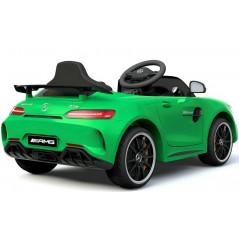 Mercedes-Benz S600 Voiture électrique Pour enfant 12 Volts Blanche