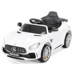 Mercedes GTR Blanche Voiture électrique Pour enfant 12 Volts Véhicules électriques GTR/B
