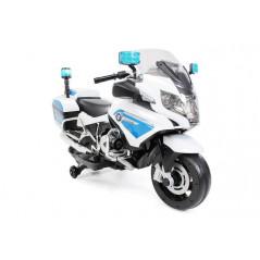 Moto de police BMW R1200 Electrique Pour enfant 12 Volts