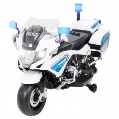 Moto de police BMW R1200 Electrique Pour enfant 12 Volts BMW BMW/POLICE