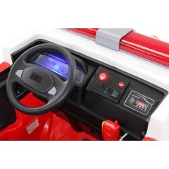 Jaguar F-Type 12 volts voiture électrique pour enfant avec télécommande parentale noir métallisé