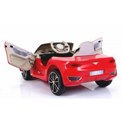 Bentley EXP12 Red, Electric Car for Children 12 volts