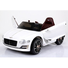 Bentley EXP12 Blanche, Voiture Electrique pour enfant 12 volts Voitures électriques enfants EXP12/BL