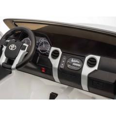 Voiture électrique pour enfant look Maserati bleue 12 volts avec télécommande parentale