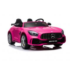 Mercedes SLR 12 volts noire Voiture électrique Pour enfant avec Télécommande Parentale