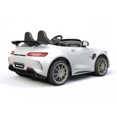 Mercedes GTR 2 places, Electric car For children 12 Volts, White