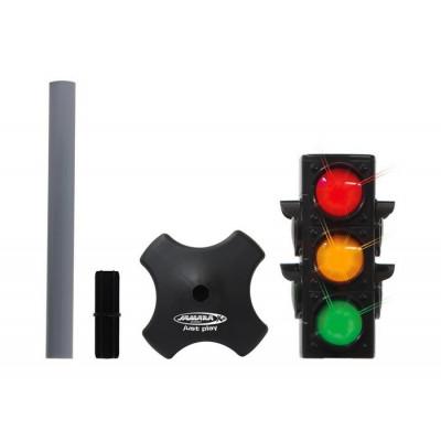 Feu de signalisation avec fonction éclairage
