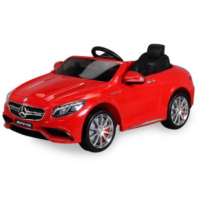 Mercedes-Benz S63 AMG Voiture électrique Pour enfant 12 Volts Rouge Voitures électriques enfants S63ROUGE