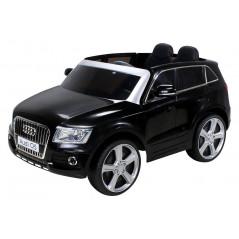 Audi Q5 voiture électrique enfant 12 Volts Noire avec télécommande parentale Voitures électriques enfants PR001786003