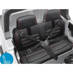 Mercedes-Benz SLS 12 Volts Gris métallisé Voiture électrique Pour enfant