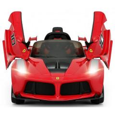 Ferrari FXX-K Electric Child Car 12 Volts Red with Parental Remote