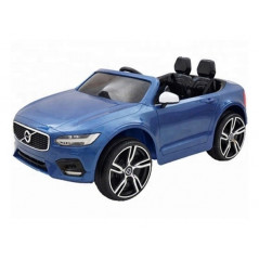 Volvo S90 Electric Car For Children 12 Volts Metallic Blue