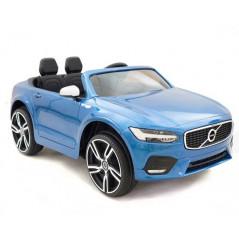 Volvo S90 Voiture électrique Pour enfant 12 Volts Bleu Métallisé Voitures électriques enfants VOLVOXS90/B