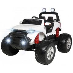 Jeep Electrique enfant 12 Volts couleur bleu