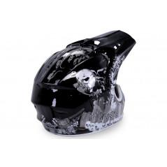 X-Treme Cross Helmet Black For Kids
