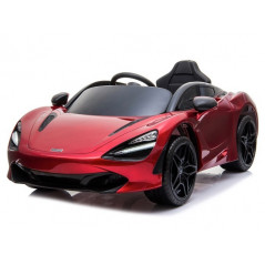 McLaren 720S Rouge avec TV/MP4 Voiture électrique Pour enfant 12 Volts avec télécommande parentale Voitures électriques enfan...