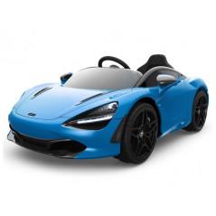 McLaren 720S Bleu avec TV/MP4 Voiture électrique Pour enfant 12 Volts avec télécommande parentale Voitures électriques enfant...