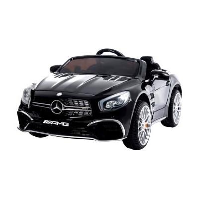 Mercedes-Benz SL65 AMG Electric car for children 12 Volts Black