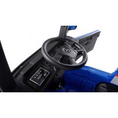Mercedes Actros Bleu,12 Volts, Camion électrique pour enfant avec télécommande 2.4 Ghz, roues EVA Véhicules électriques ACTRO...