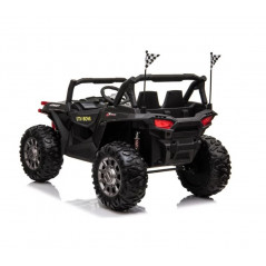 Electric Buggy 24 volts For children, MP4, 2.4Ghz remote control, black