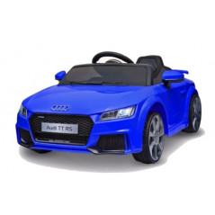 Audi TT RS 12 volts Voiture électrique enfant bleu avec télécommande Voitures électriques enfants TTRS/BLEU