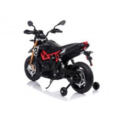 Aprilia Dorsaduro 900 Electric Child Motorcycle 12 Volts, EVA wheels