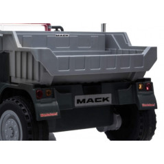 Mack Granite electric truck for children with 2.4 Ghz remote control