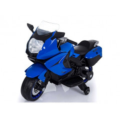 Moto Electrique pour enfant 12 Volts, Bleu Moto electrique enfant XMX316/B