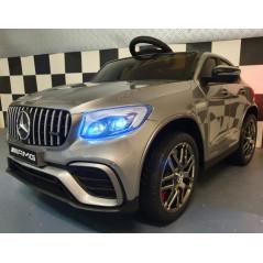 Mercedes GLC Gris, voiture électrique enfant 12 Volts avec télécommande parentale Voitures électriques enfants GLC/GRIS