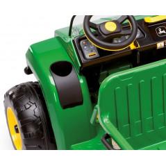 John Deere Gator HPX Electric for Children 12 Volts Peg-Pérego