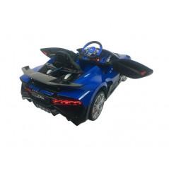 Bugatti Divo Blue 12 Volts Electric car For children with parental remote control