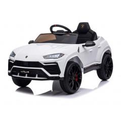 Jeep 4x4 Electrique pour Enfant 12 Volts Noir
