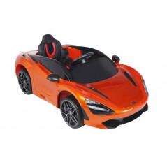McLaren 720S Orange Voiture électrique Pour enfant 12 Volts avec télécommande parentale Voitures électriques enfants MC720S/O...