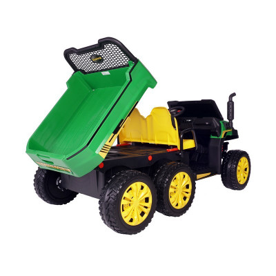 Farmer Jeep 6x6,24 Volts 2 Seater 4WD with Parental Remote