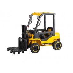 Chariot Elevateur Electrique pour enfant 1 place, 12 volts avec télécommande Tracteurs électriques pour enfants  CH/J