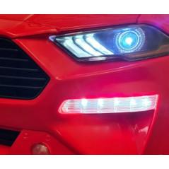 Volkswagen Touareg voiture électrique pour enfant 12 Volts Blanche