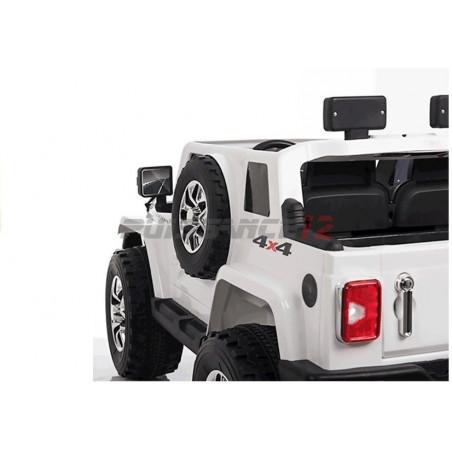 Jeep HL1668 4x4 Electrique 12 Volts avec télécommande