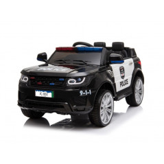 Jeep Police Electric For children, 12 Volts with parental remote control, 1 place