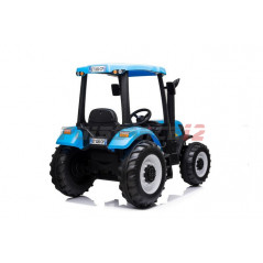 Jeep électrique 4x4 noire 12 volts enfant télécommande