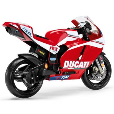Ducati GP Electric Motorcycle for Children 12 Volts Peg-Pérego