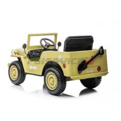Ford Ranger Wildtrak 4x4 électrique enfant 12V Noir Mat Toutes Options