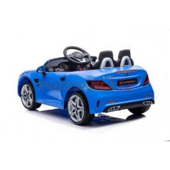 Audi R8 Spyder 12 volts voiture électrique enfant Bleue