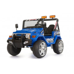4x4 Electrique pour Enfants 12 Volts Bleu Avec télécommande parentale 4x4 électriques pour enfants  618B