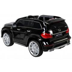Mercedes-Benz S63 AMG Voiture électrique Pour enfant 12 Volts Rose