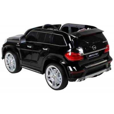 Mercedes GL63 electric car for children 12 Volts Black