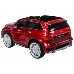 Mercedes GL63 electric child car 12 Volts Metallic Red