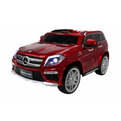Mercedes GL63 voiture électrique enfant 12 Volts Rouge Métallisé Voitures électriques enfants GL63/R