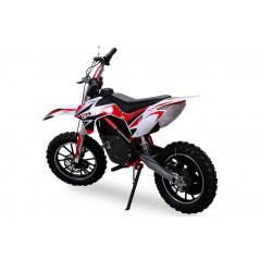Moto-Cross Electrique pour Enfants Gazelle 500 Watts Rouge